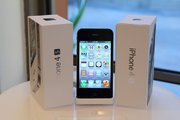 Apple,  iPhone 4S 16GB,  32GB и 64GB